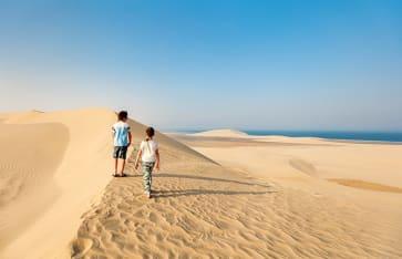 Reisen mit Kindern, Dubai