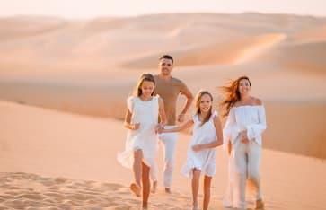 Familie, Oman
