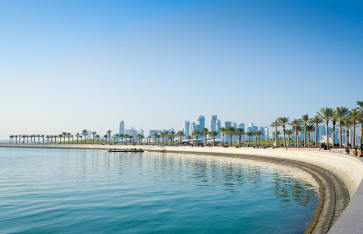 Wasserpark, Doha, Qatar