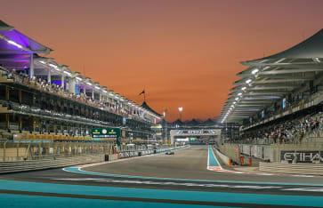 Formula 1, Vereinigte Arabische Emirate
