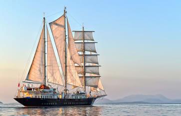 Segelyacht, Burma