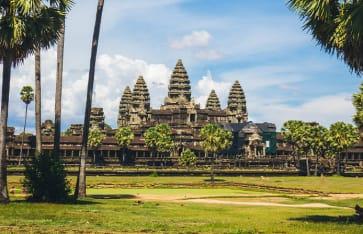 Angkor Wat, Kambodscha
