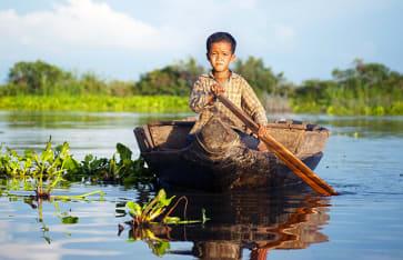 Tonle Sap, Kambodscha