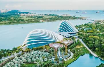 Stadt, Singapur