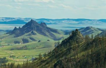 Terelj, Mongolei
