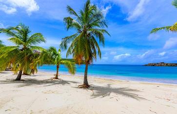 Galleon Beach, Antigua, Karibik