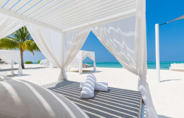 Luxusurlaub, St. Barts, Karibik