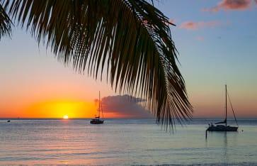 Rodney Bay, St. Lucia, Karibik