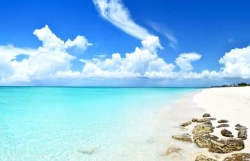 Badeferien, Turks / Caicos, Karibik