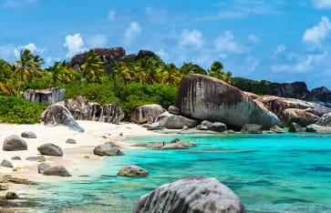 Virgin Island (Jungferninseln), Karibik