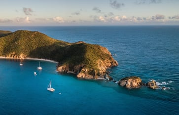 Norman Island, Virgin Island (Jungferninseln), Karibik