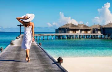 Singles, Alleinreisende, Malediven