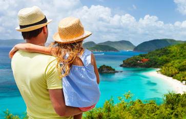 Reisen mit Kindern, Mauritius