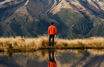 Vulkan Taranaki, Neuseeland