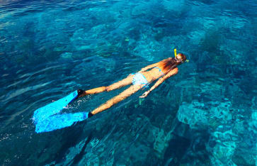 Schnorcheln, Seychellen