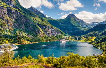 Hurtigruten, Norwegen