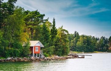 Sauna, Finnland