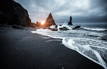 Reynisfjara Beach, Island