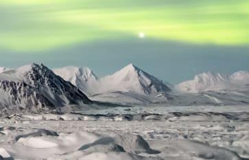 Nordlicht, Lappland