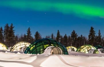 Arctic Snow Hotel, Lappland