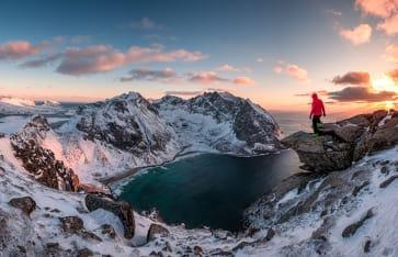 Ryten Berg, Norwegen