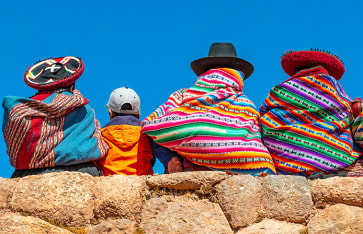 Kultur, Bolivien