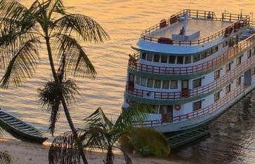 Amazonas Schiff, Paraguay