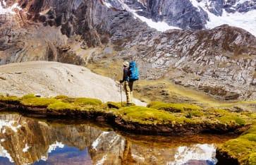 Trekking, Cordillera Huayhuash, Peru