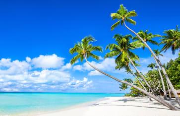 Strandferien, Cook Islands