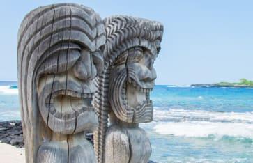 Tiki, Französisch Polynesien