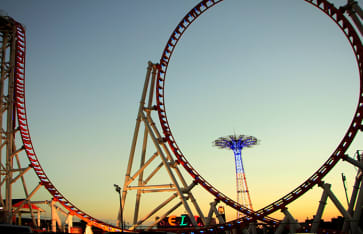 Freizeit- und Themenpark Reisen USA
