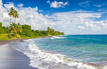 St. Kitts/Nevis, Karibik