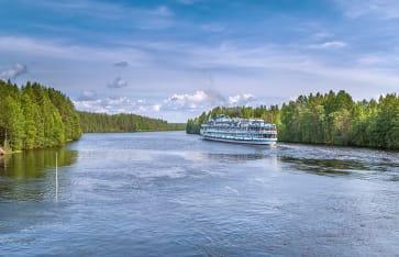 Nordost-/ Westpassage Flussfahrt