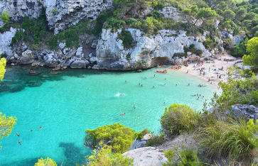 Menorca, Spanien