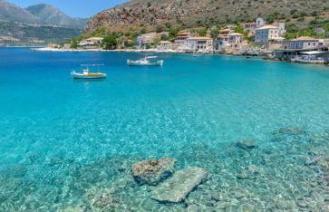 Pelepponnes, Griechenland