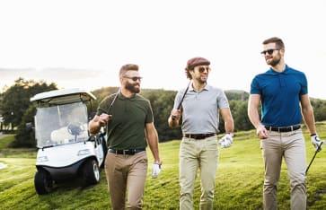 Gruppen-Golfreisen, Knecht Reisen