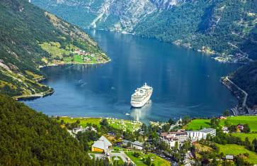 Kreuzfahrt Nordeuropa