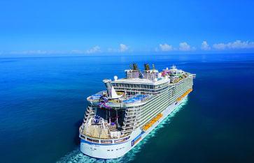 Schiff Royal Caribbean