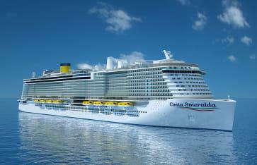 Schiff Costa Smeralda