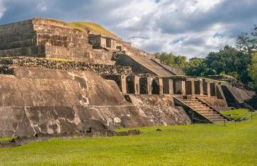 Tazumal, El Salvador