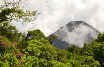 Vulkan von Izalco, El Salvador