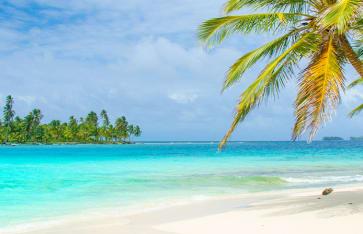 Schöner Strand, Panama