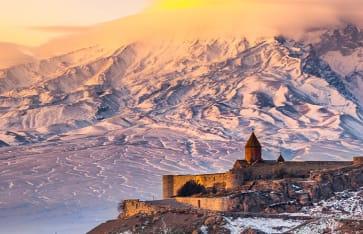 Ararat, Armenien