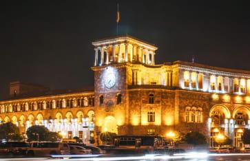 Eriwan, Armenien