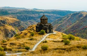 Amberd Fortress, Armenien