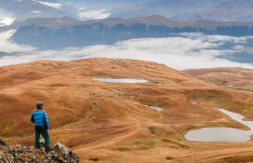Zemo Svaneti, Georgien