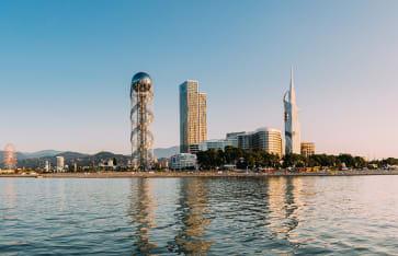 Batumi, Adscharien, Georgien