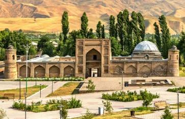 Festung Hisor, Tadschikistan