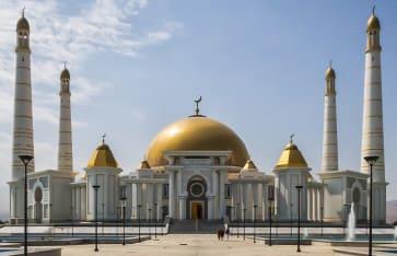 Gypjak Moschee, Aschgabat, Turkmenistan