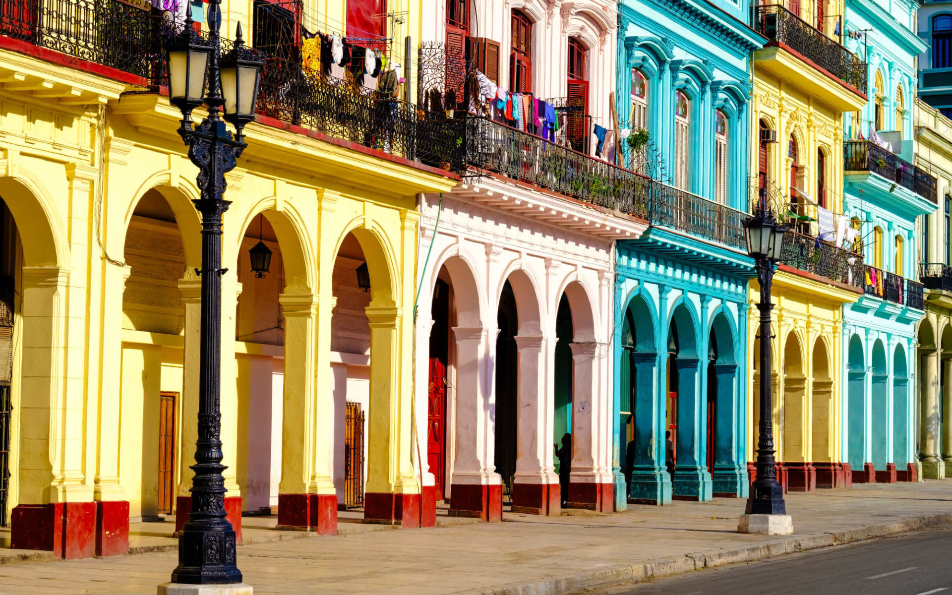 Hotel Florida in Havanna: